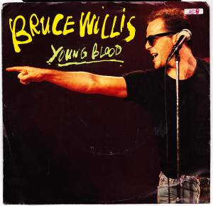 Bruce Willis: Young Blood - Cover
