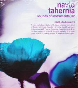 Cover - Steadycam: Navid Tahernia - Sounds Of Instruments_02