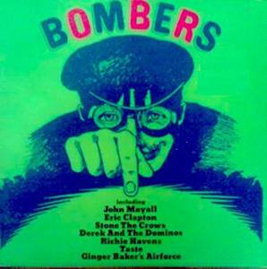 Cover - Andy Pratt: Bombers