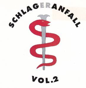 Cover - Conny Froboess: Schlageranfall Volume 2