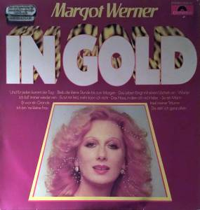 Cover - Margot Werner: Margot Werner In Gold