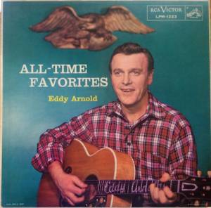 Cover - Eddy Arnold: All-Time Favorites