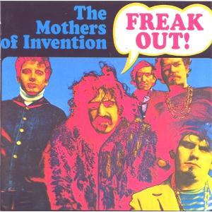 Mothers Of Invention, The: Freak Out! - Cover