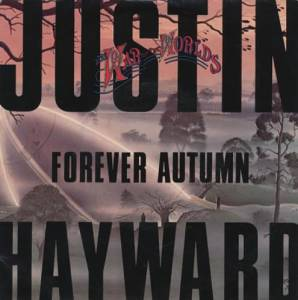 Cover - Justin Hayward: Forever Autumn