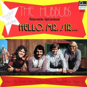 Cover - Hubbubs, The: Hello, Mr. Sir ...