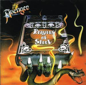 Avenger: Prayers Of Steel (CD) - Bild 1