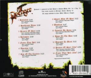 Avenger: Prayers Of Steel (CD) - Bild 2