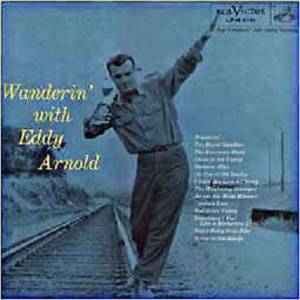 Cover - Eddy Arnold: Wanderin' With Eddy Arnold