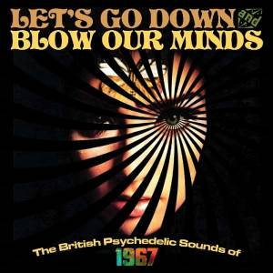 Cover - Our Plastic Dream: Let's Go Down & Blow Our Minds