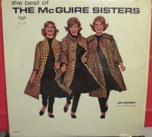 Cover - McGuire Sisters, The: Best Of, The