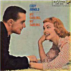 Cover - Eddy Arnold: My Darling, My Darling