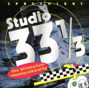 Cover - Livin' Joy: Studio 33 ⅓ - Vol. 2 - Spacenight