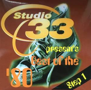 Cover - Pebbles: Studio 33 - Best Of The 80's Step 1