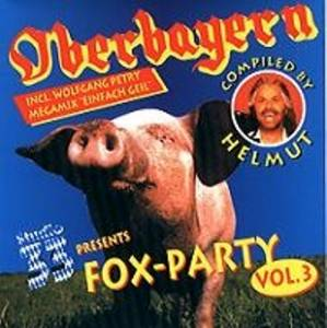 Cover - Michelle: Studio 33 - Oberbayern Fox-Party Vol. 3