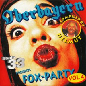 Cover - Hannes Schöner: Studio 33 - Oberbayern Fox-Party Vol. 4