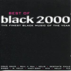 Cover - Mary Mary: Best Of Black 2000