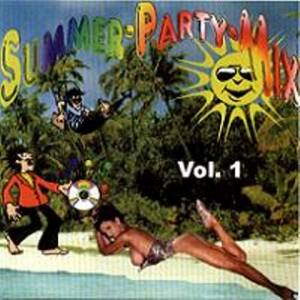 Cover - Kate Yanai: Mix For You - Summer-Party-Mix 1
