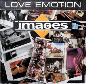 Cover - Images: Love Emotion