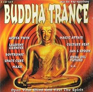 Cover - Atlantic Ocean: Buddha Trance