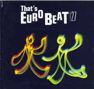 Cover - Baby Baby: That's Eurobeat Vol. 27