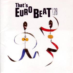 Cover - Asia Gang: That's Eurobeat Vol. 28