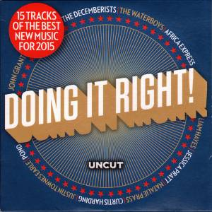 Cover - Jessica Pratt: Uncut 2015 02- Doing It Right! [15 Tracks Of The Best New Music For 2015]