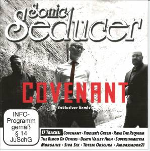 Cover - Totem Obscura: Sonic Seducer - Cold Hands Seduction Vol. 182 (2016-11)