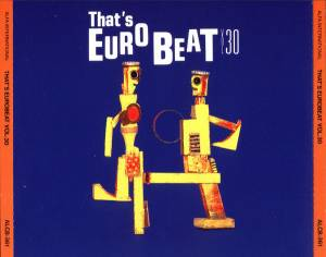 Cover - Baby Baby: That's Eurobeat Vol. 30