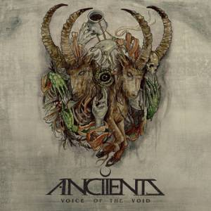 Cover - Anciients: Voice Of The Void