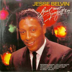 Cover - Jesse Belvin: ... But Not Forgotten