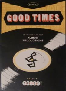 Cover - Missing Links, The: Good Times: Celebrating 50 Years Of Albert Productions