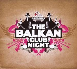 Cover - Buscemi: Balkan Club Night, The