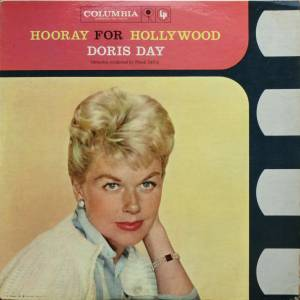 Cover - Doris Day: Hooray For Hollywood