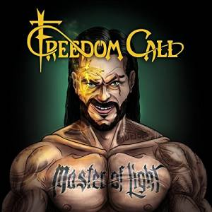 Cover - Freedom Call: Master Of Light