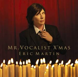Cover - Eric Martin: Mr. Vocalist X'mas