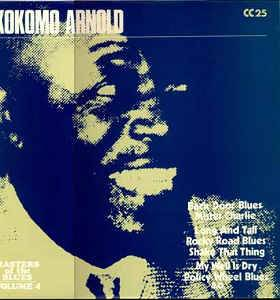 Cover - Kokomo Arnold: Masters Of The Blues Vol. 4