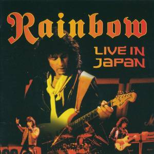 Cover - Rainbow: Live In Japan