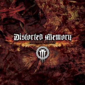 Distorted Memory: Burning Heaven - Cover