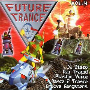 Future Trance Vol. 04 - Cover