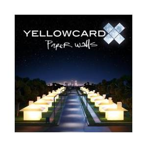Yellowcard: Paper Walls - Cover