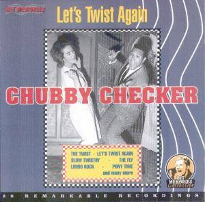 Chubby Checker: Let's Twist Again - Cover