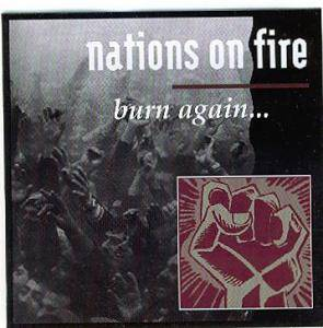 Nations On Fire: Burn Again... - Cover