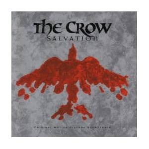 Cover - New American Shame: Crow - Salvation, The