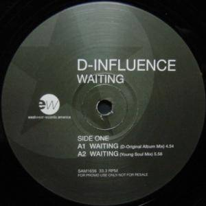 Cover - D'Influence: Waiting