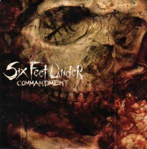 Six Feet Under: Commandment - Cover