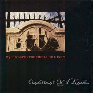 My Life With The Thrill Kill Kult: Confessions Of A Knife... - Cover