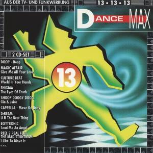 Cover - T.O.C. Feat. Rocca: Dance Max 13