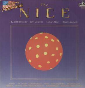 The Nice: Nice, The - Cover