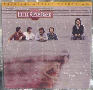 Little River Band: First Under The Wire - Cover