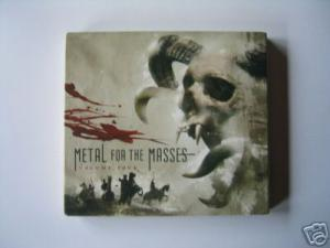 Metal For The Masses Vol. 4 - Cover